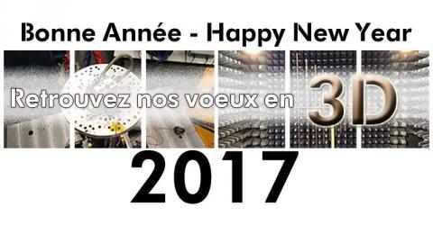 2017 - Bonne année - Happy New Year