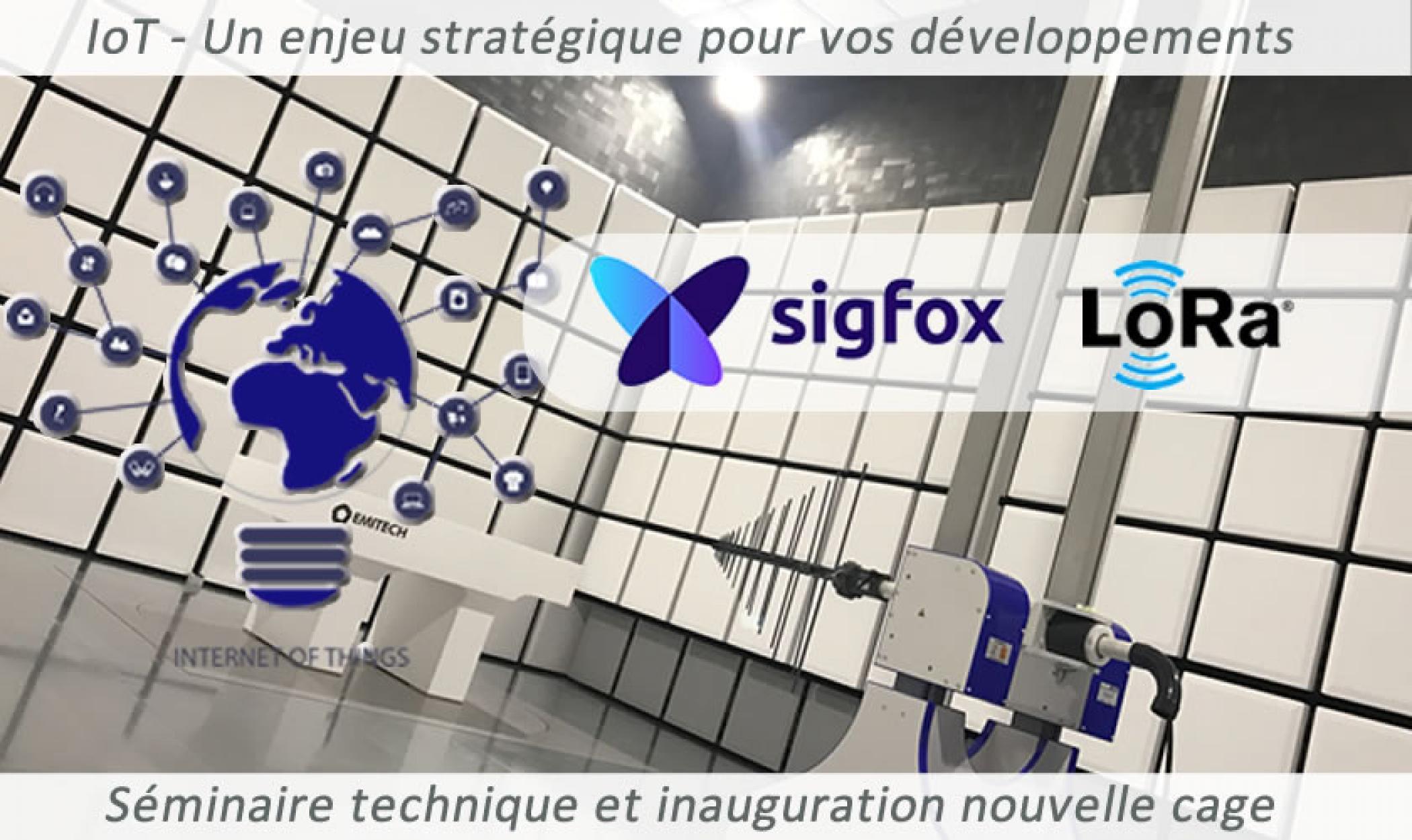 Sigfox, Lora, Internet of Things